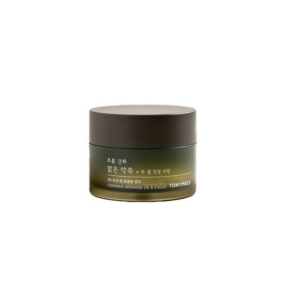 TonyMoly From Ganghwa Pure Artemisia Two Layering Calming Cream