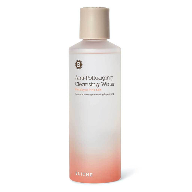 BLITHE Anti-Polluaging Cleansing Water Himalayan Pink Salt