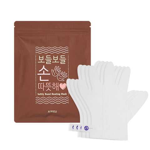 A'PIEU Softly Hand Heating Mask