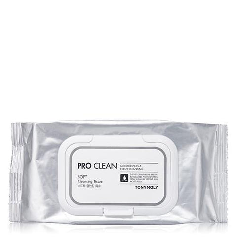Tony Moly Pro Clean Soft Cleansing Tissue