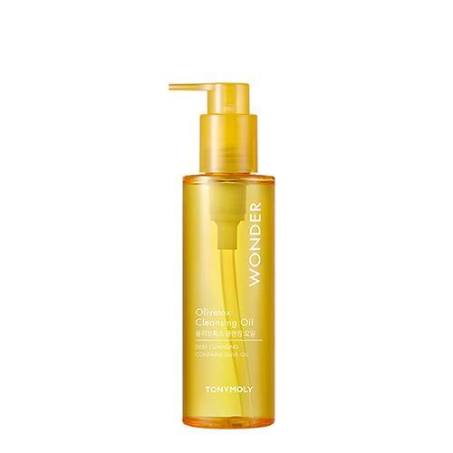 TonyMoly Wonder Olivetox Cleansing Oil
