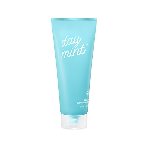 Missha Day Mint Soak Out Cleansing Foam