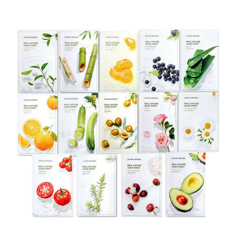 The SAEM Natural Mask Sheet