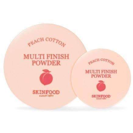 Skinfood Peach Cotton Multi Finish Powder - Small