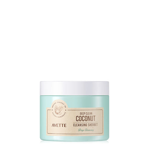 TonyMoly Avette Deep Clean Coconut Cleansing Sherbet
