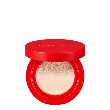 TonyMoly Bcdation Moisture Cover Cushion Holiday Edition