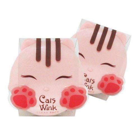 TonyMoly Cats Wink Clear Pact