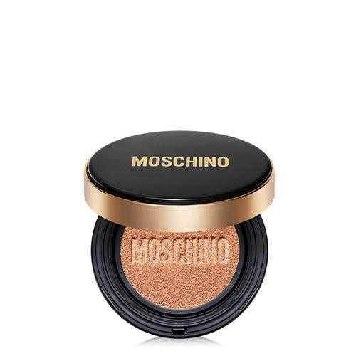 TonyMoly Moschino Gold Edition Chic Skin Cushion + Refill SPF50+ PA+++