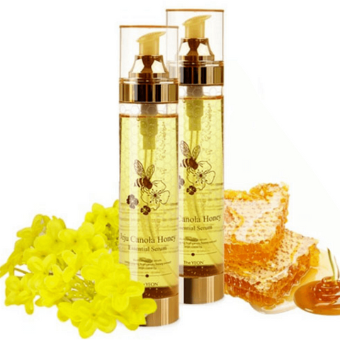 The Yeon Jeju Canola Honey Essential Serum