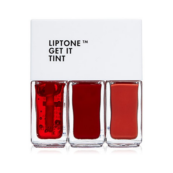 TonyMoly Lip Tone Get It Tint Mini Trio 11 Love Trio Holiday Edition