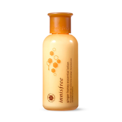 Innisfree Ginger Honey Essential Lotion