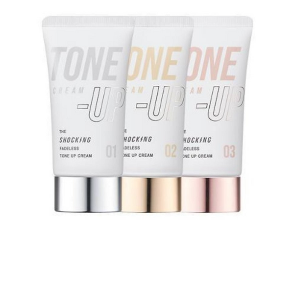 Tony Moly The Shocking Fadeless Tone Up Cream