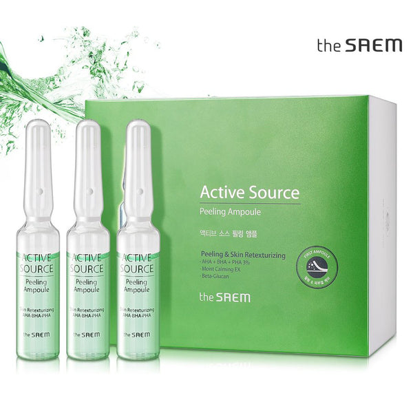 The SAEM Active Source Peeling Ampoule