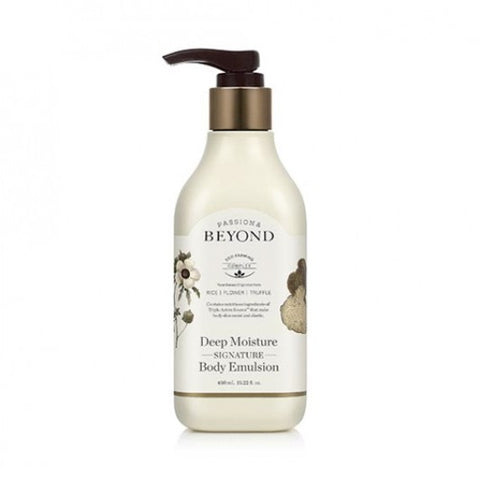 Beyond Deep Moisture Signature Body Emulsion