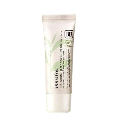 Innisfree Eco Natural Green Tea BB Cream SPF29 PA++