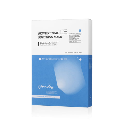 Eleven Huesday Skintectonic C5 Soothing Mask