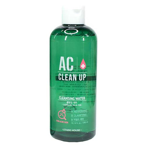 Etude House AC Clean Up Cleansing Water