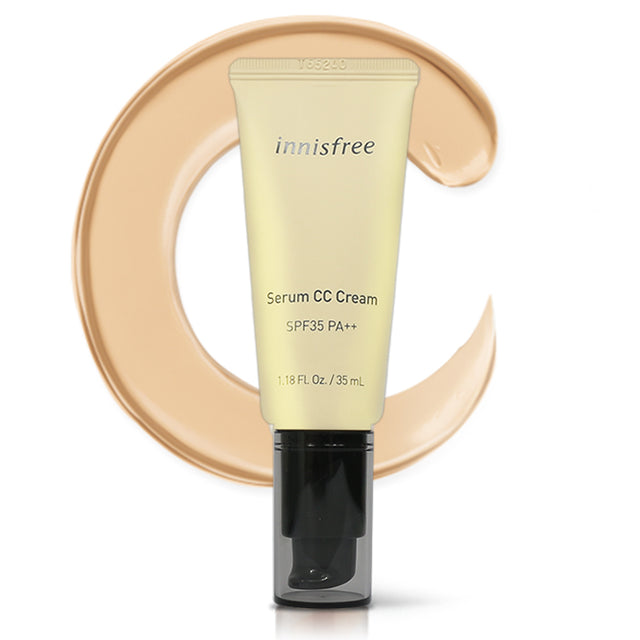 Innisfree Serum CC Cream Cover SPF35 PA++