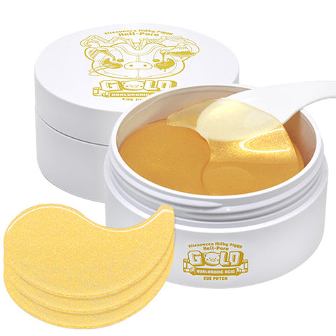 Elizavecca Hell Pore Gold Hyaluronic Acid Eye Patch