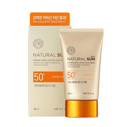 The Face Shop Power Long Lasting Sun Cream SPF50+ PA+++