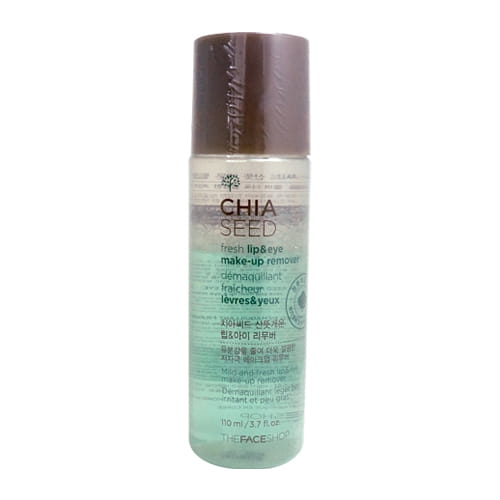 The Face Shop Chia Seed Lip & Eye Remover
