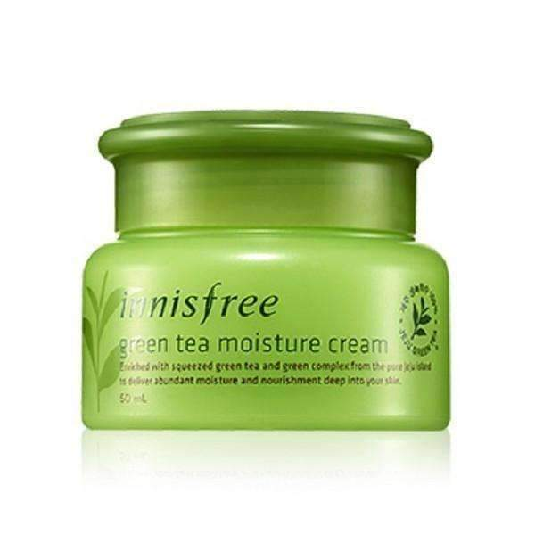 Innisfree The Green Tea Moisture Cream
