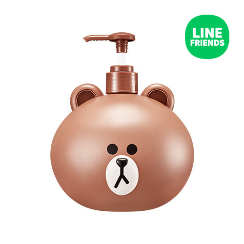 Missha Hand & Body Lotion Moringa (Line Friends)