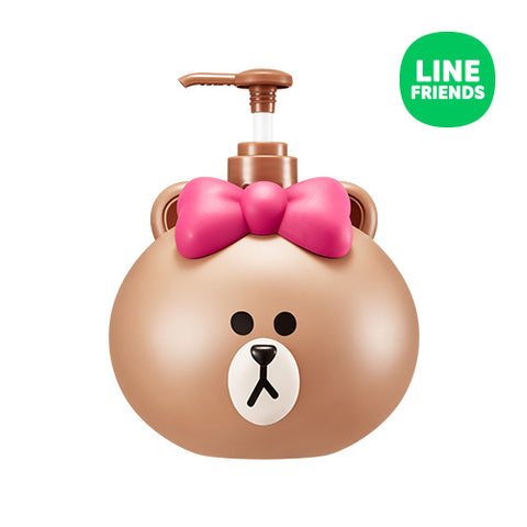 Missha Body Wash Moringa (Line Friends)