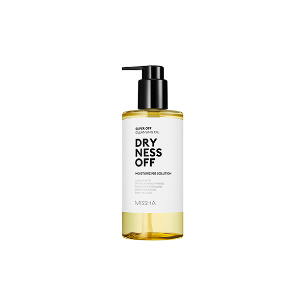 Missha Super Off Cleansing Oil Dry Ness Off