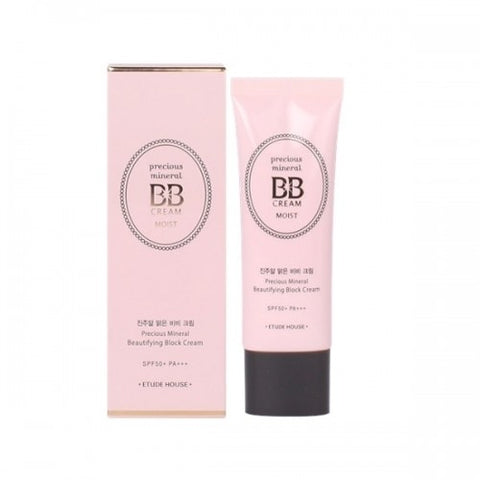 Etude House Precious Mineral BB Cream Moist SPF50+ PA+++