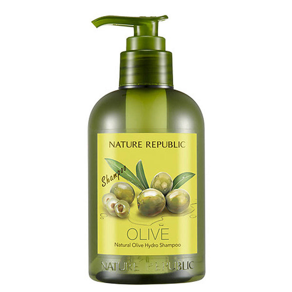 Nature Republic Olive Hydro Shampoo