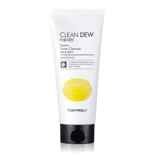 TonyMoly Clean Dew Foam Cleanser