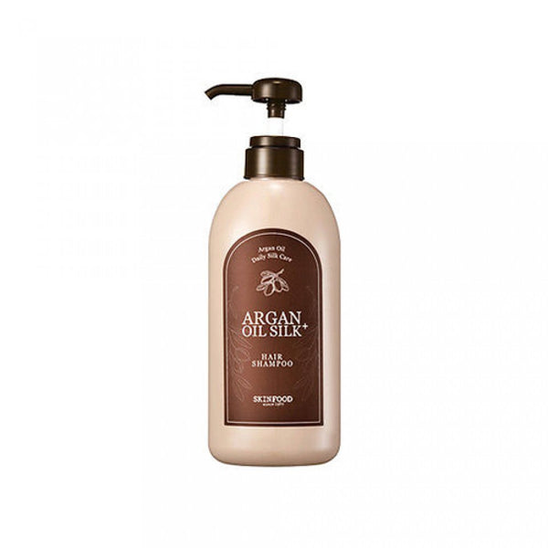 Skinfood Argan Oil Silk Plus Shampoo