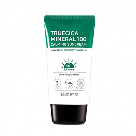 Some By Mi Truecica Mineral 100 Calming Sunscreen SPF50+ PA++++