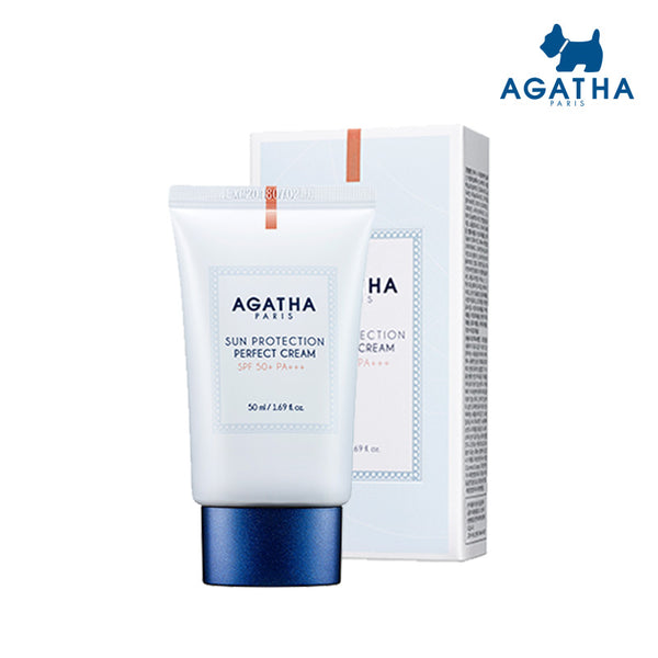 Agatha Sun Protection Perfect Cream SPF 50+ PA+++