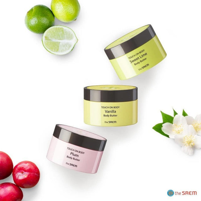 The SAEM Touch on Body Body Butter