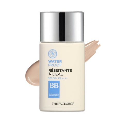 The Face Shop Waterproof BB SPF50+ PA++++