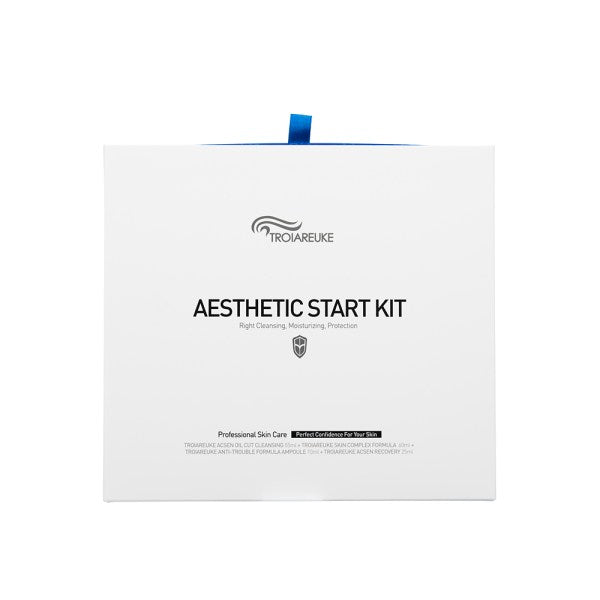 Troiareuke Aesthetic Starter Kit (4 products)