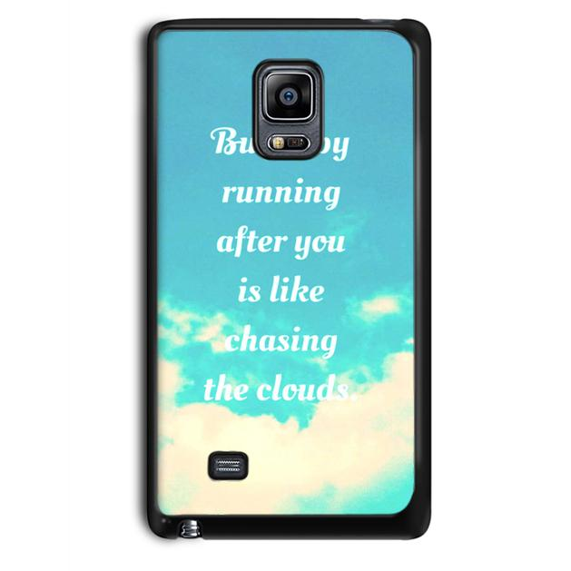 Samsung Quote Extraordinary New 1D Quotesamsung Note Casecustom Samsung Note Casecheap