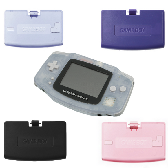 Nintendo Gameboy Advance Replacement Battery Cover (GBA) - Gaming Outlet