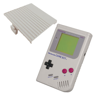 Nintendo Gameboy Grey Replacement Battery Cover (DMG-01) - Gaming Outlet