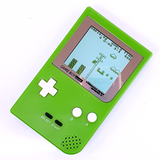 Green Custom Re-Shell Nintendo Game Boy Pocket With IPS LCD Screen