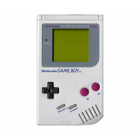 Grey Nintendo Gameboy DMG-01 Console - USED - Gaming Outlet