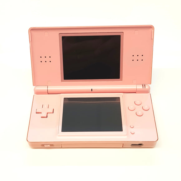 Nintendo DS Lite Coral Pink Console - USED - Gaming Outlet