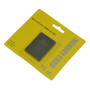 16MB Memory Card For Sony Playstation 2  (PS2)