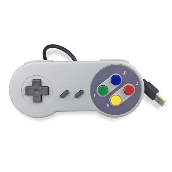USB SNES Controller for PC & Raspberry Pi - Gaming Outlet