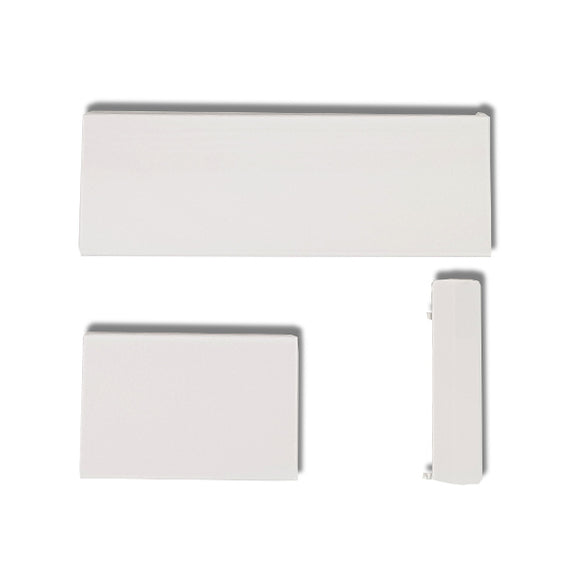 3-in-1 Memory Card, Controller & Sync Cover Flap Set for Nintendo Wii - Gaming Outlet