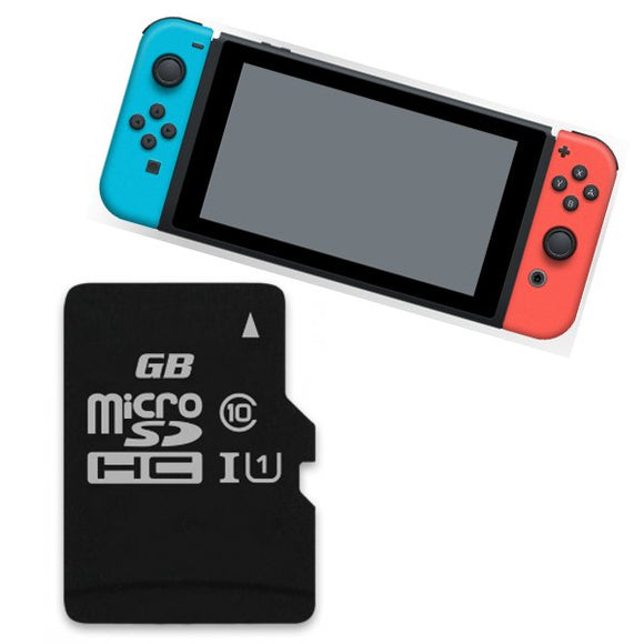 Nintendo Switch & Switch Lite Memory Card - 16GB -128GB - Gaming Outlet