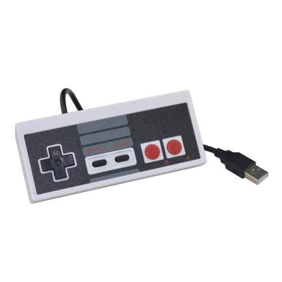 USB NES Controller for PC & RetroPie - Gaming Outlet