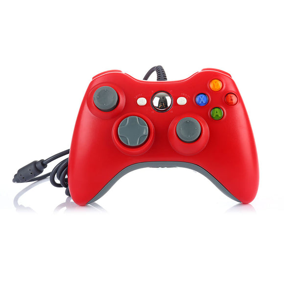 Wired Xbox 360 Controller - Gaming Outlet